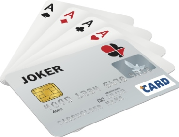Credit card is the fastest casino deposit method available. So if you want to start playing for real money right away, you can use your credit card.